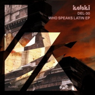 DEL-30 - Who Speaks Latin EP